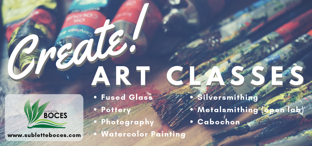 Art Classes W19
