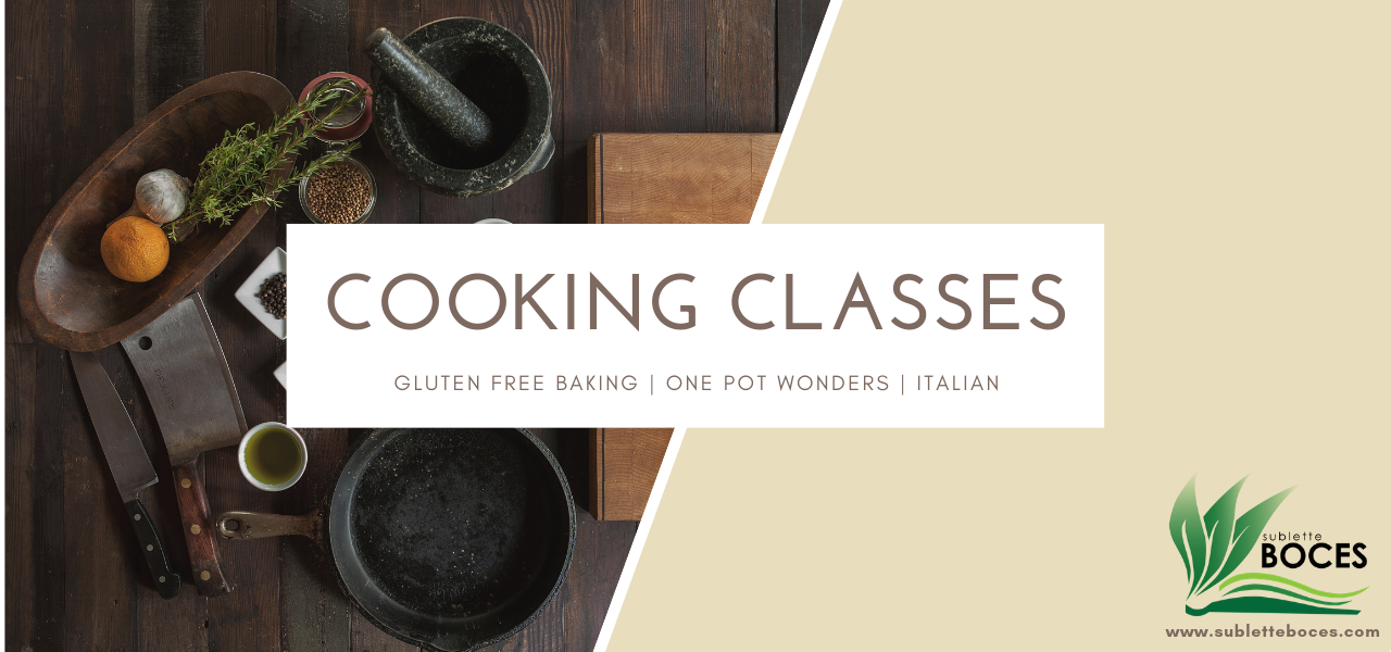 Cooking Classes W19
