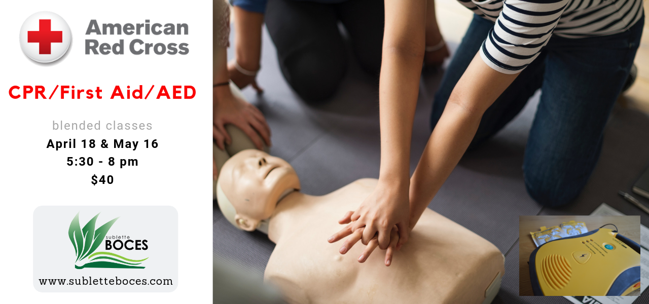 First Aid_CPR_AED S19