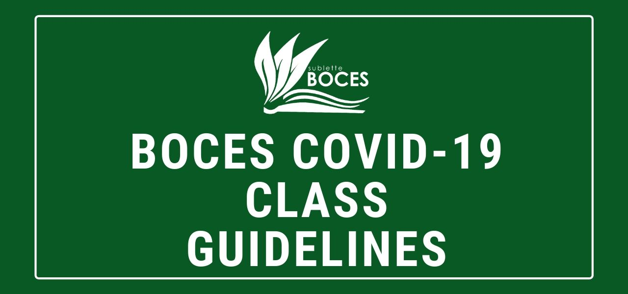 COVID-19 Class Guidelines