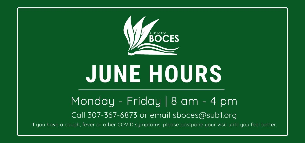 Summer Hours Website