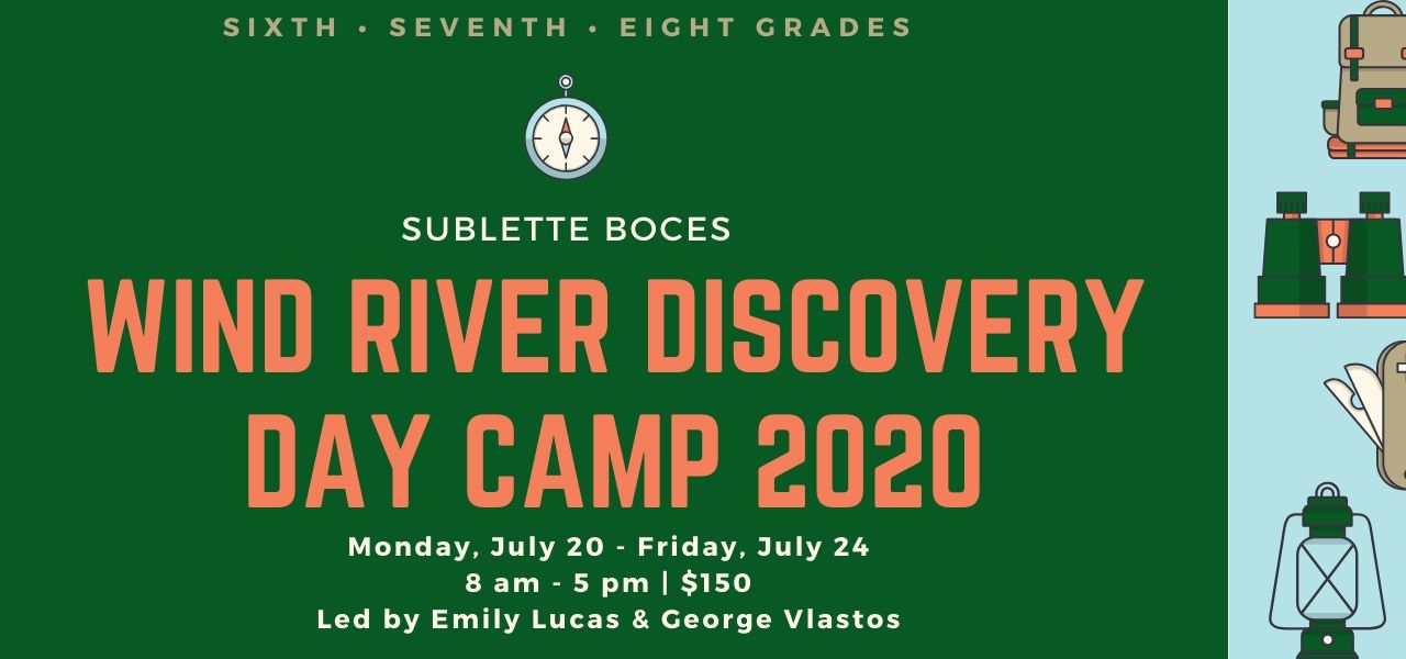 Wind River Discovery Camp website slider S20